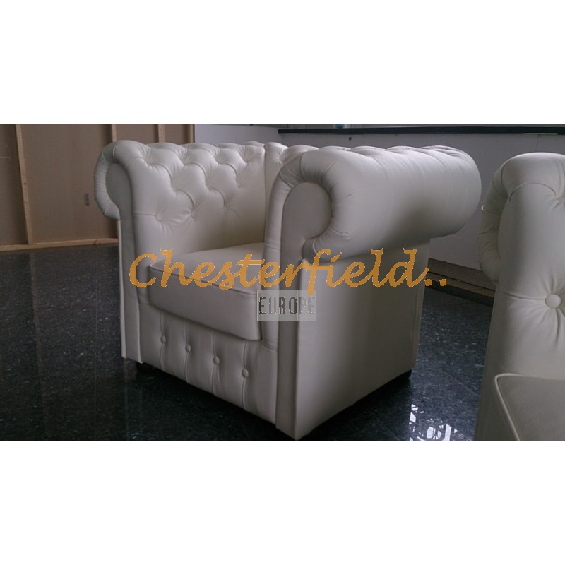 Classic Off White K2 Chesterfield Sessel Thechesterfields De