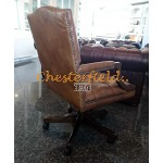 Chesterfield King Drehstuhl