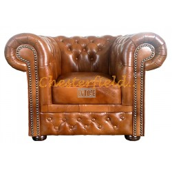 Lord XL Antikgold (S12) Chesterfield Sessel