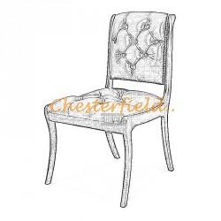 Bestellung Manchester Chesterfield Stuhl in anderen Farben