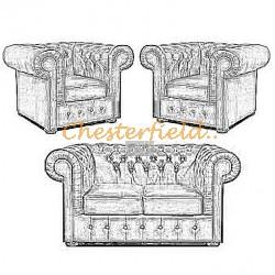 Bestellung Mark 211 Chesterfield Sofagarnitur in anderen Farben