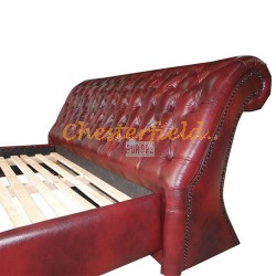 Chesterfield Oxford Bett 160x200 Antikrot