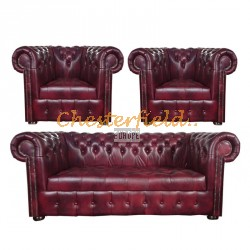 Williams 311  Antikrot Chesterfield Garnitur