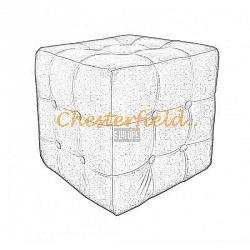 Chesterfield Würfel - TheChesterfields.de