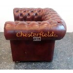 Classic Antikrot (A7) Chesterfield Sessel