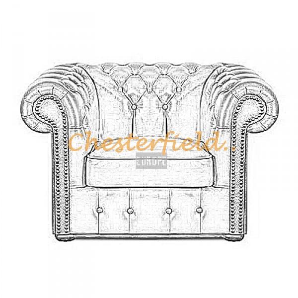 Bestellung Classic Chesterfield Sessel in anderen Farben