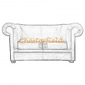 London 2er Chesterfield Sofa (3)
