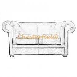 London 2er Chesterfield Sofa - TheChesterfields.de