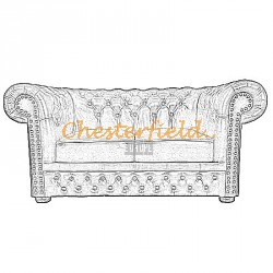 Lord 2er Chesterfield Sofa - TheChesterfields.de