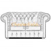Mark 2er Chesterfield Sofa (2)