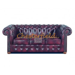 Classic XL Antikrot 3-Sitzer Chesterfield Sofa