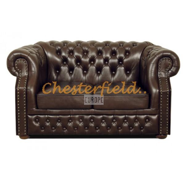Windsor Antikbraun 2-Sitzer Chesterfield Sofa - TheChesterfields.de