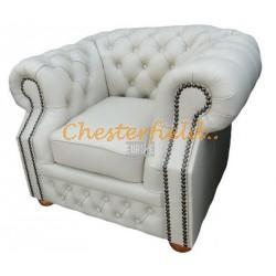 Windsor XL Off White (K2) Chesterfield Sessel