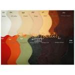 Bestellung London XL 3-Sitzer Ledersofa in anderen Farben