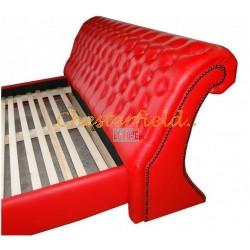 Chesterfield Oxford Bett 160x200 Rot