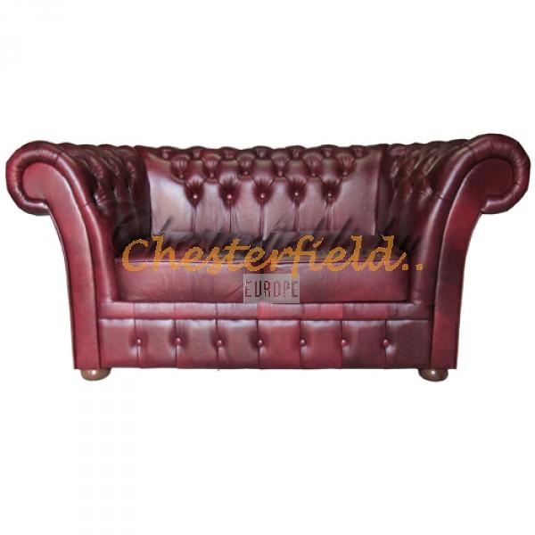 Windchester  XL Antikrot 2-Sitzer Chesterfield Sofa