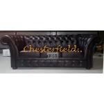 Windchester Antikbraun 3-Sitzer Chesterfield Sofa - TheChesterfields.de
