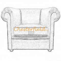 London XL Chesterfield Sessel