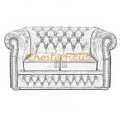 Windsor XL Chesterfield 2er Sofa (6)