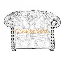 Williams Chesterfield Sessel - TheChesterfields.de