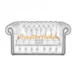 Williams 2er Chesterfield Sofa - TheChesterfields.de