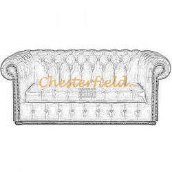 Williams 3er Chesterfield Sofa - TheChesterfields.de