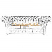 Windchester 3er Chesterfield Sofa (6)