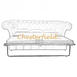 Windchester 3er Chesterfield Schlafsofa - TheChesterfields.de