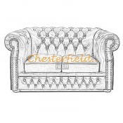 Windsor 2er Chesterfield Sofa (6)