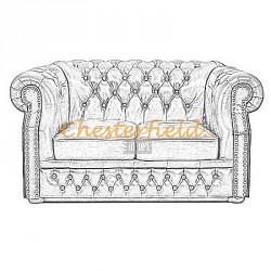 Bestellung Windsor 2-Sitzer Ledersofa in anderen Farben