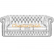 Windsor 3er Chesterfield Sofa (5)